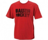 Футболка BAUER HOCKEY SS TEE JR